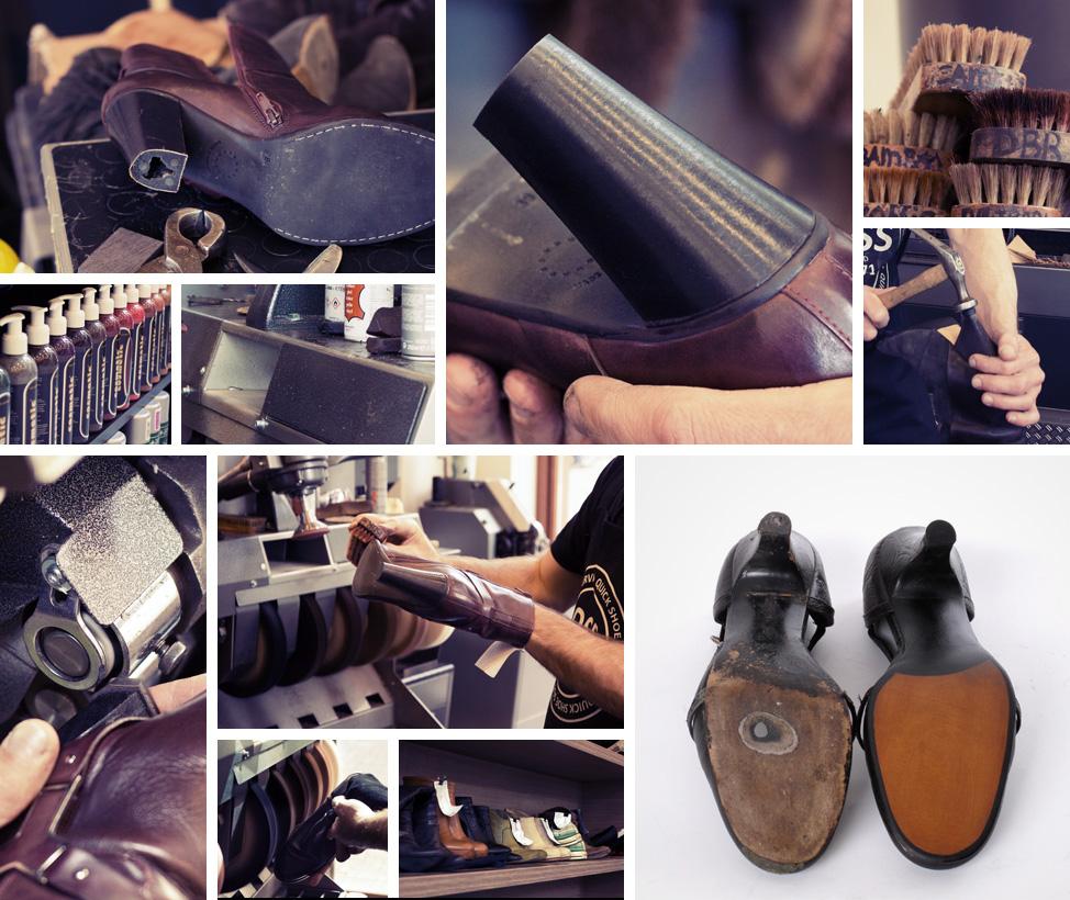 De Quick Shoe Service staat al jaren bekend om zijn 'klaar terwijl u wacht service'.